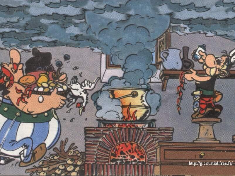 Asterix Megapost